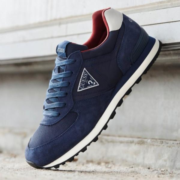 Guess City Run Trainer - Blue